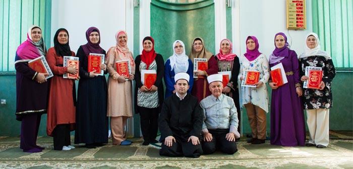 Deset novih učača Kur'ana u gračaničkom džematu Soko