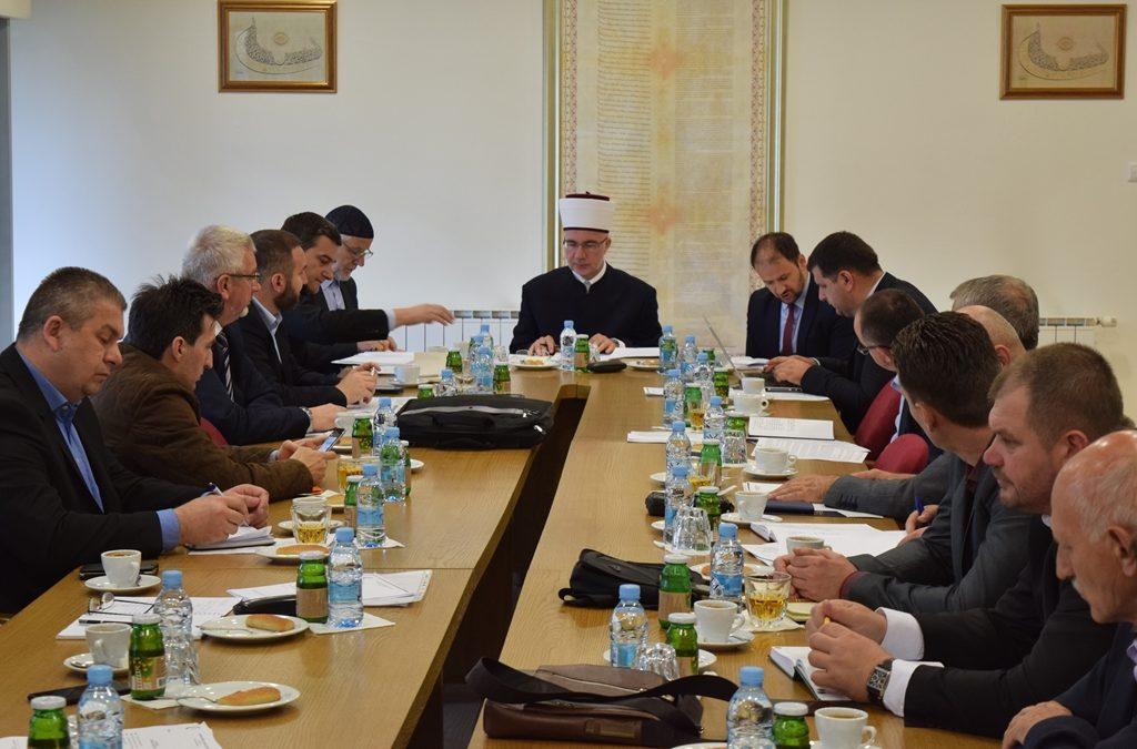 Održana redovna sjednica Savjeta za vjerska pitanja Muftijstva tuzlanskog