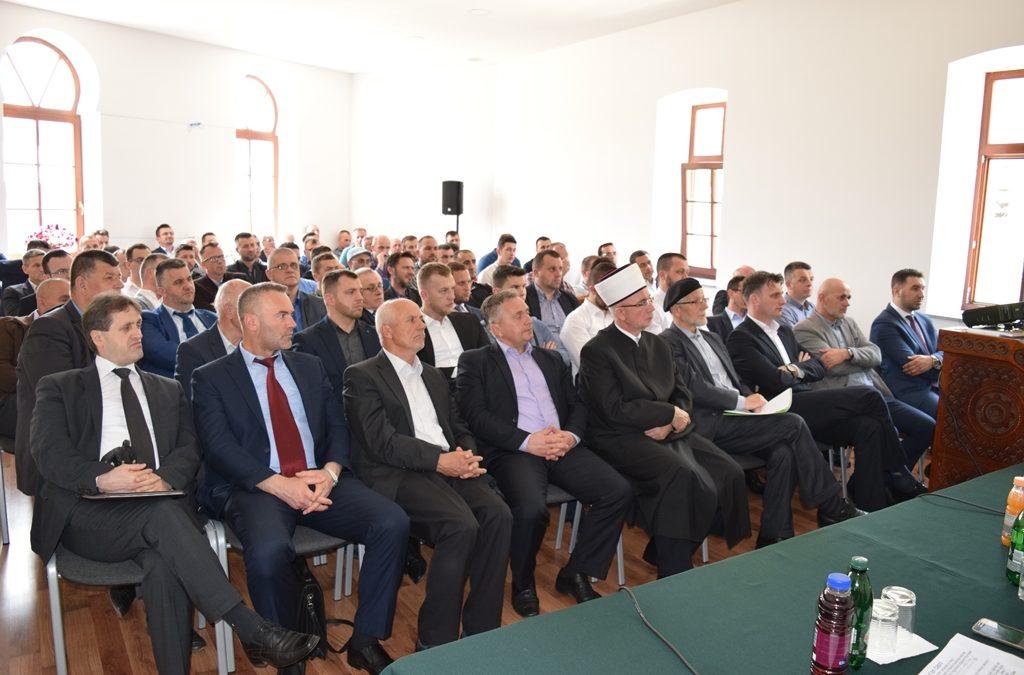 Održani seminari za sve imame Muftijstva tuzlanskog