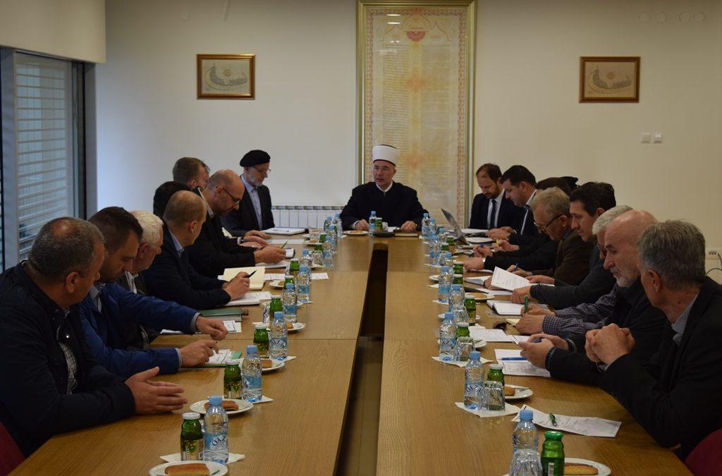 Održana konstituirajuća sjednica Savjeta za administrativna pitanja Muftijstva tuzlanskog