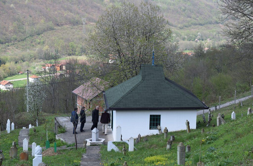 Na vakufu Hamza-babe Orlovića