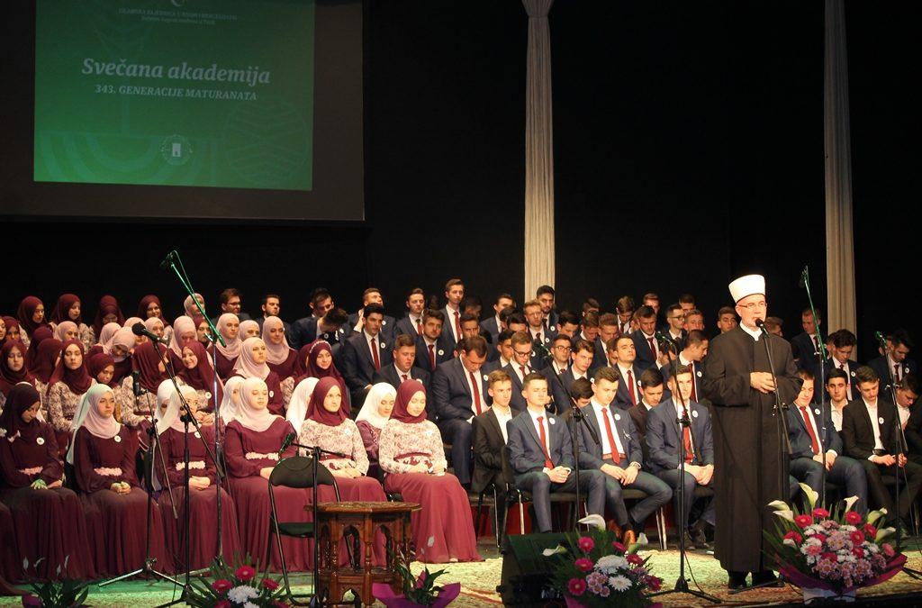Svečana maturska akademija 343. generacije Behram-begove medrese