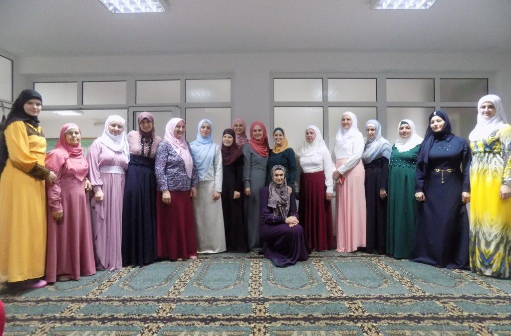 Janja: Večer Kur'ana za žene