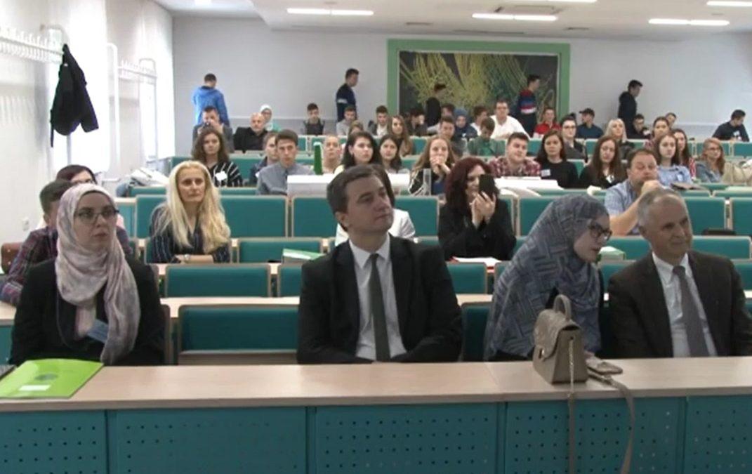 Konferencija o razvijanju vještina poduzetništva i liderstva kod srednjoškolaca