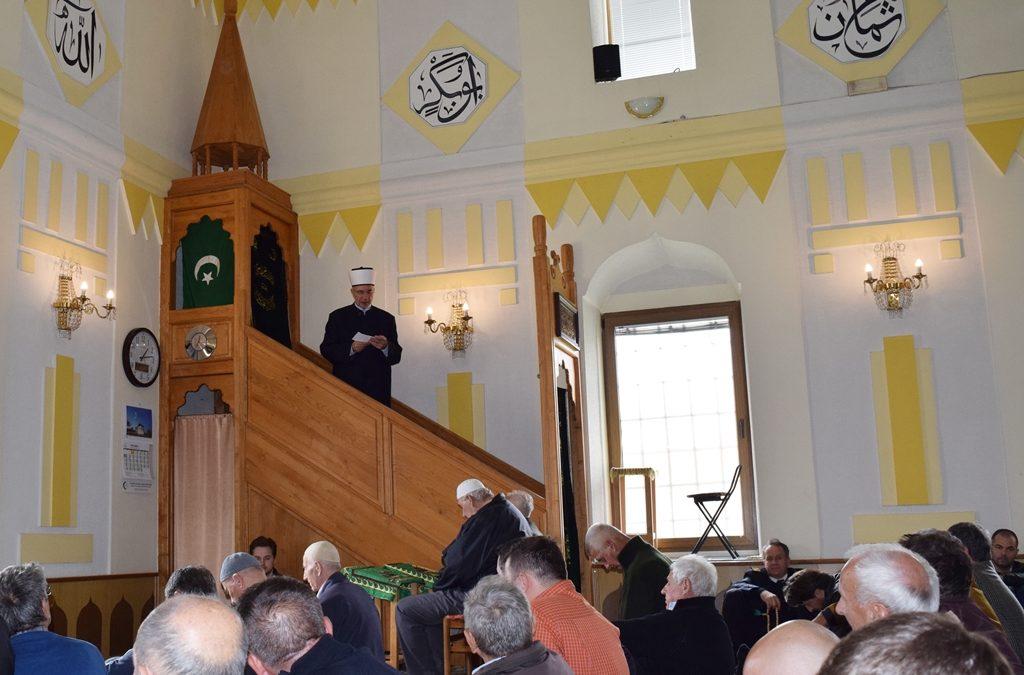 Posjeta Medžlisu Islamske zajednice Orašje