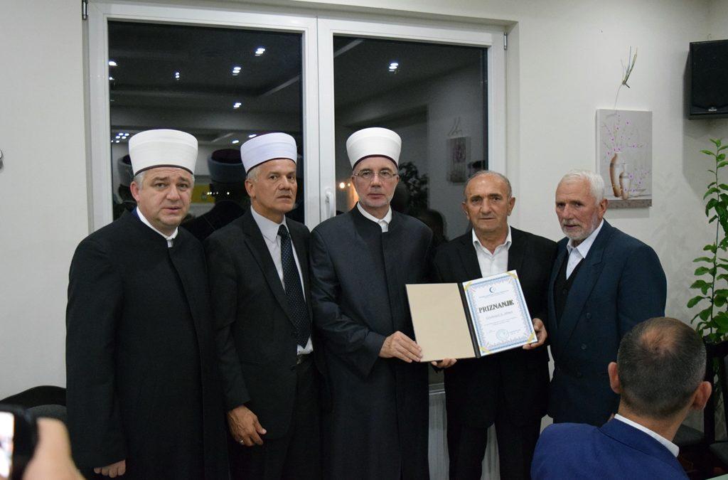 Posjeta Medžlisu Islamske zajednice Janja