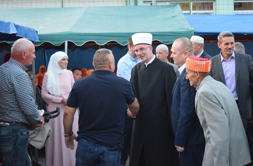 Ramazanska noć s džematlijama u Čeliću