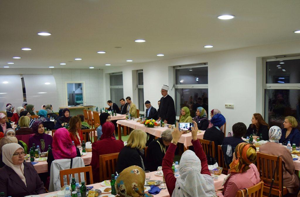 Iftar za Bošnjakinje