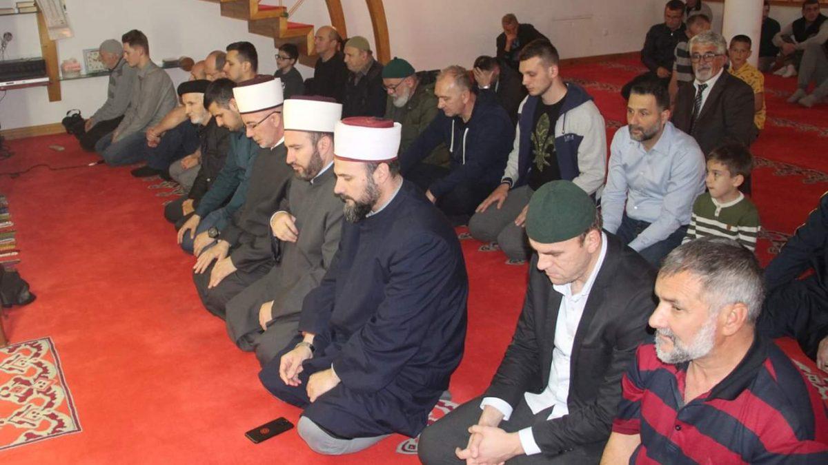 Muftija Fazlović u džematima medžlisa Tuzla i Puračić