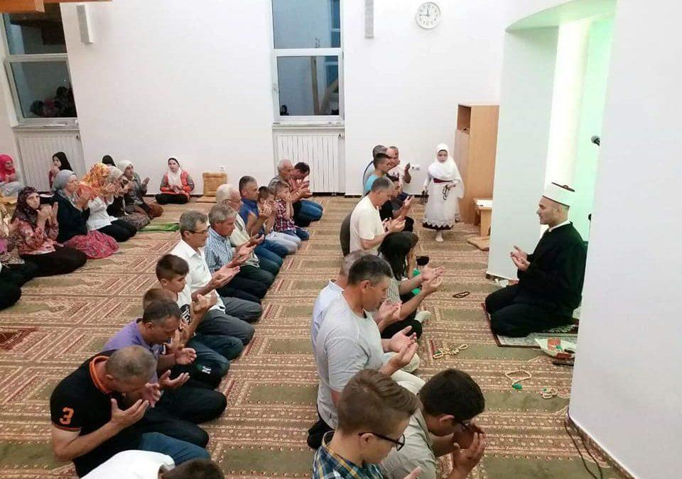 Ramazanske aktivnosti MIZ Bosanski Šamac