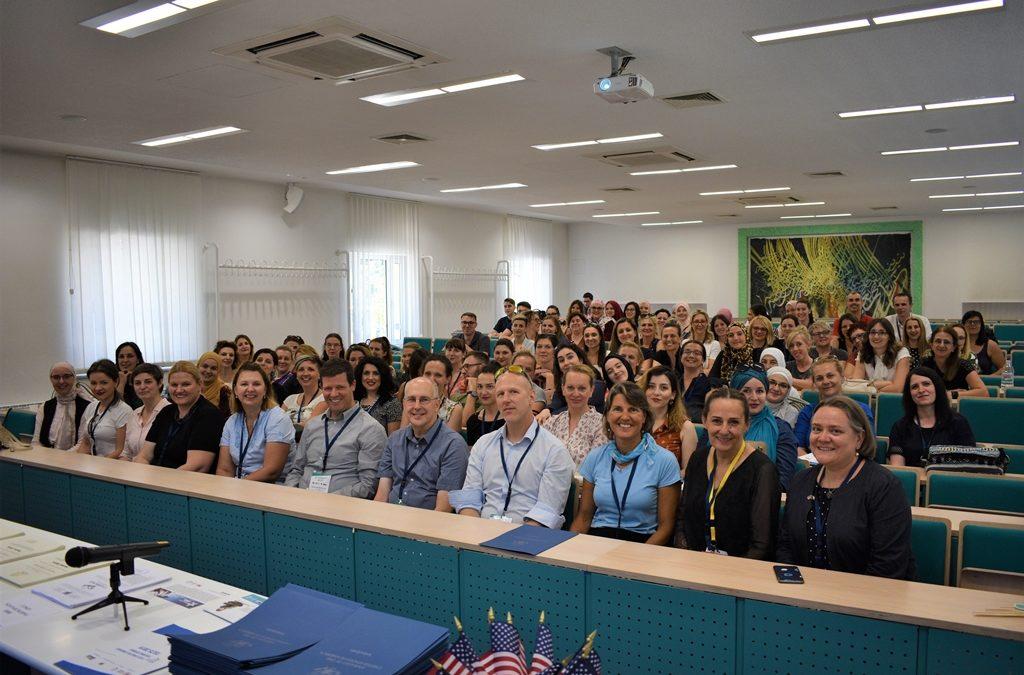 Deset godina istrajavanja na edukaciji 400 profesora iz 8 zemalja regije