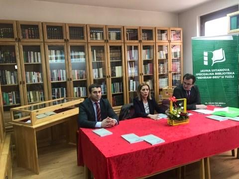 Biblioteka Behram-beg: Uručene nagrade i promovisan Zbornik