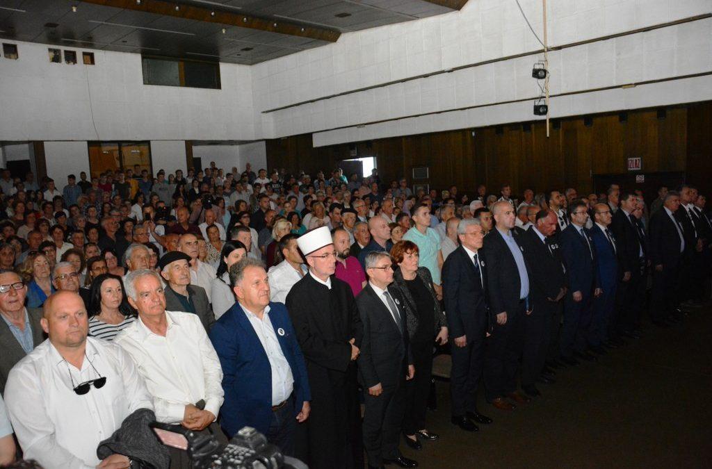 Akademija povodom Dana šehida u Živinicama