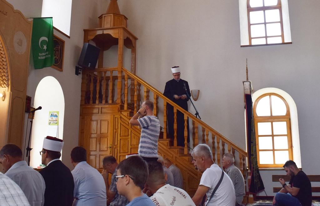 Muftija Fazlović održao hutbu u Prijedoru