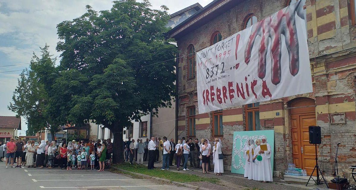 Odžak: Programi protiv zaborava Genocida u Srebrenici