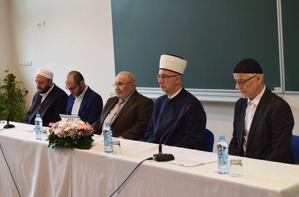 Stručna predavanja za imame dr. Muhammeda Ratiba En-Nabulsija