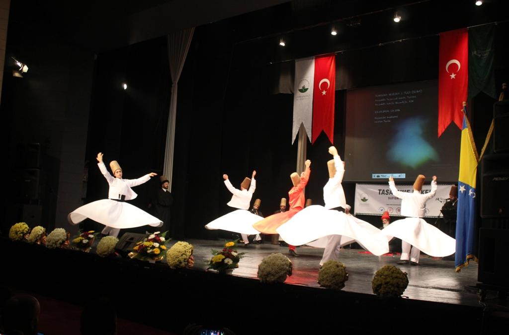 Manifestacija sufijske duhovne muzike