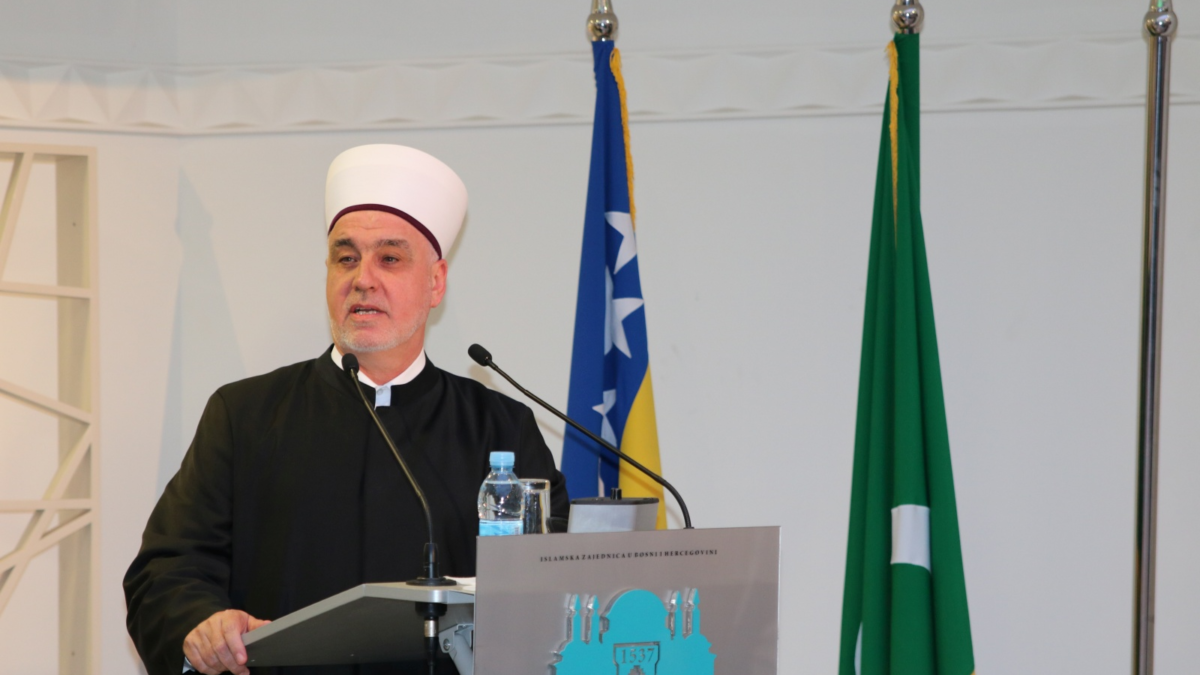 Husein-ef. Kavazović ponovo izabran za reisu-l-ulemu