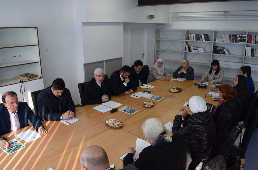 Savjetodavna radna grupa Memorijalnog centra: Podržana vizija rada novog direktora