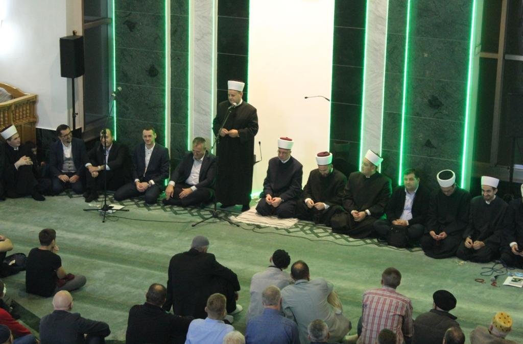 Centralna mevludska svečanost u džamiji Kralj Abdullah u Tuzli