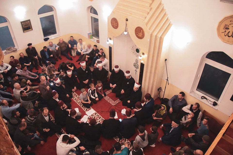 Mevludski program u Srebrenici
