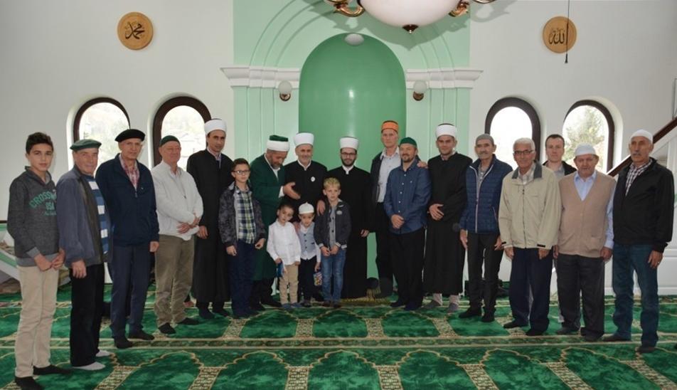 Mevludski program u Hadži Iskenderovoj džamiji u Gornjoj Tuzli