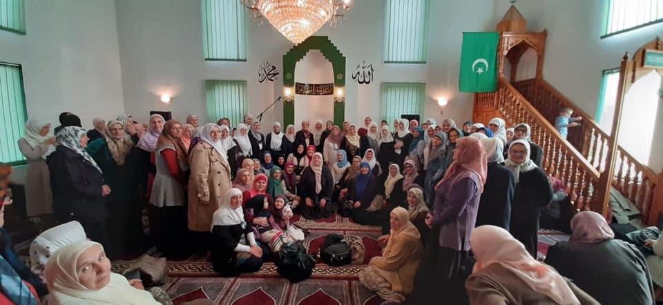 Mevludske svečnosti za žene u Srebreniku, Teočaku i Živinicama