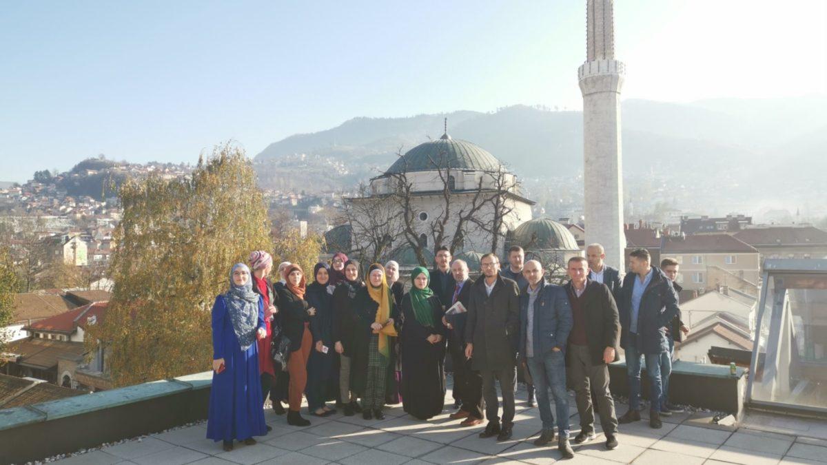Susret bibliotekara ustanova Islamske zajednice u Bosni i Hercegovini