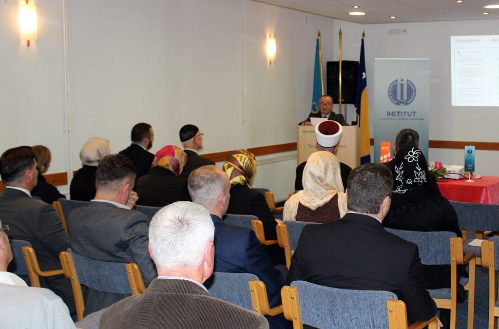 Obilježena druga godišnjica rada Instituta za društvena i religijska istraživanja u Tuzli