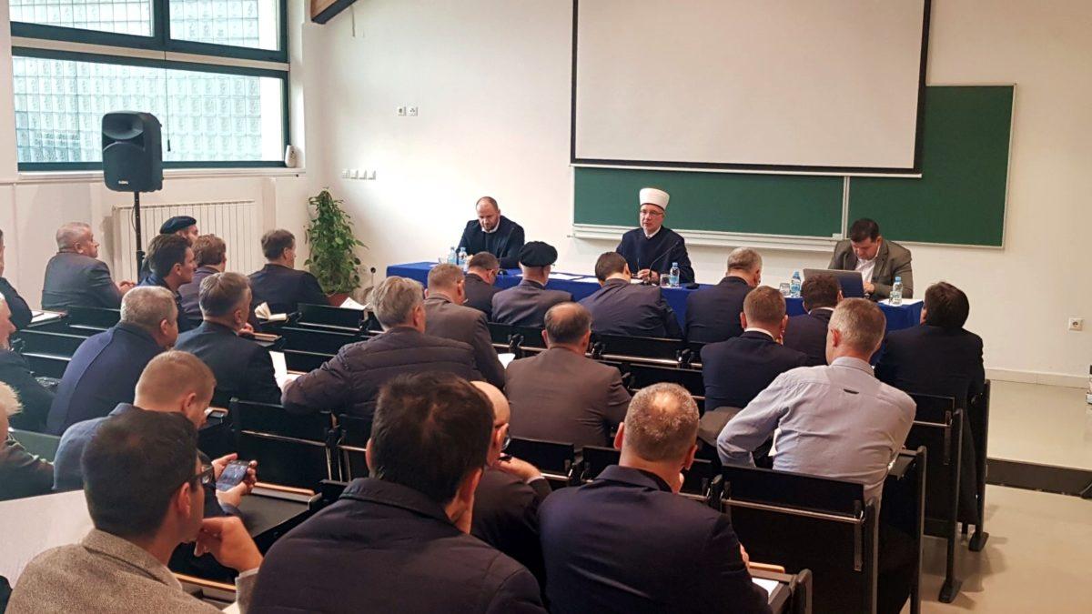 Održana tematska sjednica savjeta Muftijstva tuzlanskog
