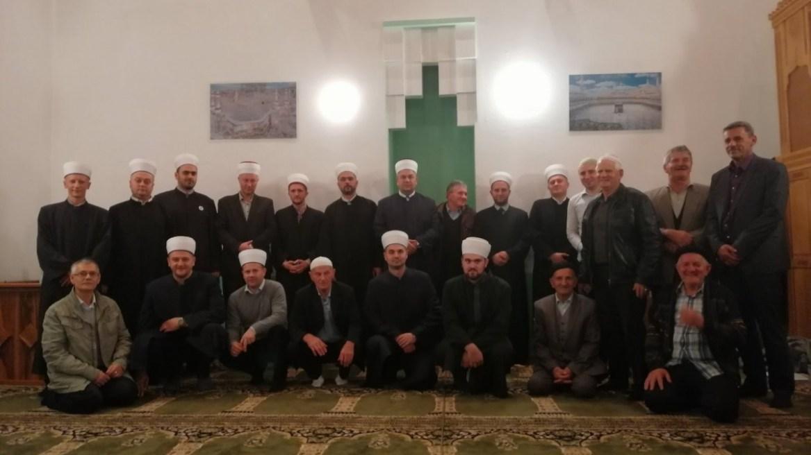 Atik džamiji u Koraju proučen mevlud hafiza Seida Zenunovića