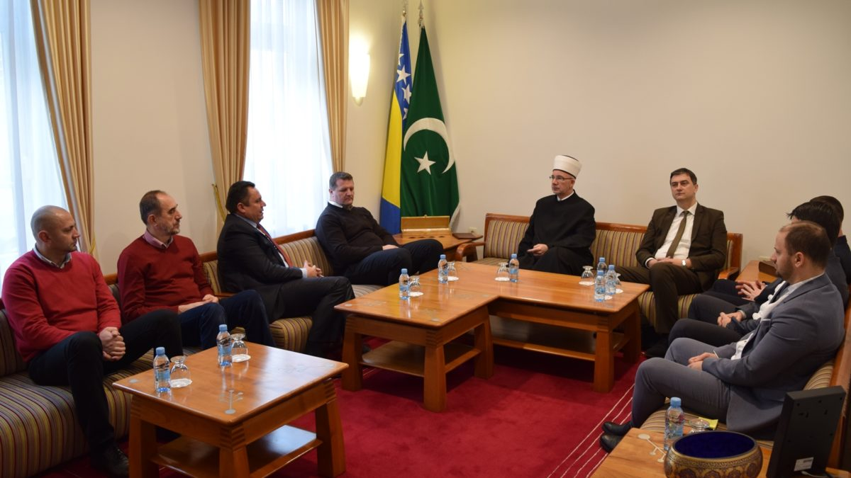 Saradnja Uprave za administrativne i pravne poslove i Muftijstva tuzlanskog