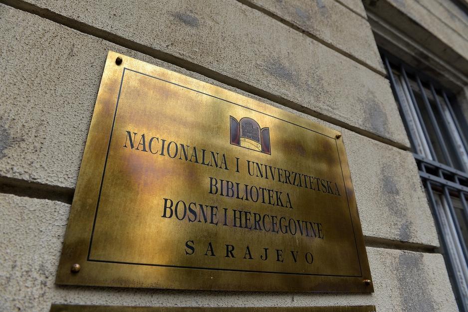 Predstavnica Biblioteke Behram-beg na sastanku članica sistema COBISS.BH