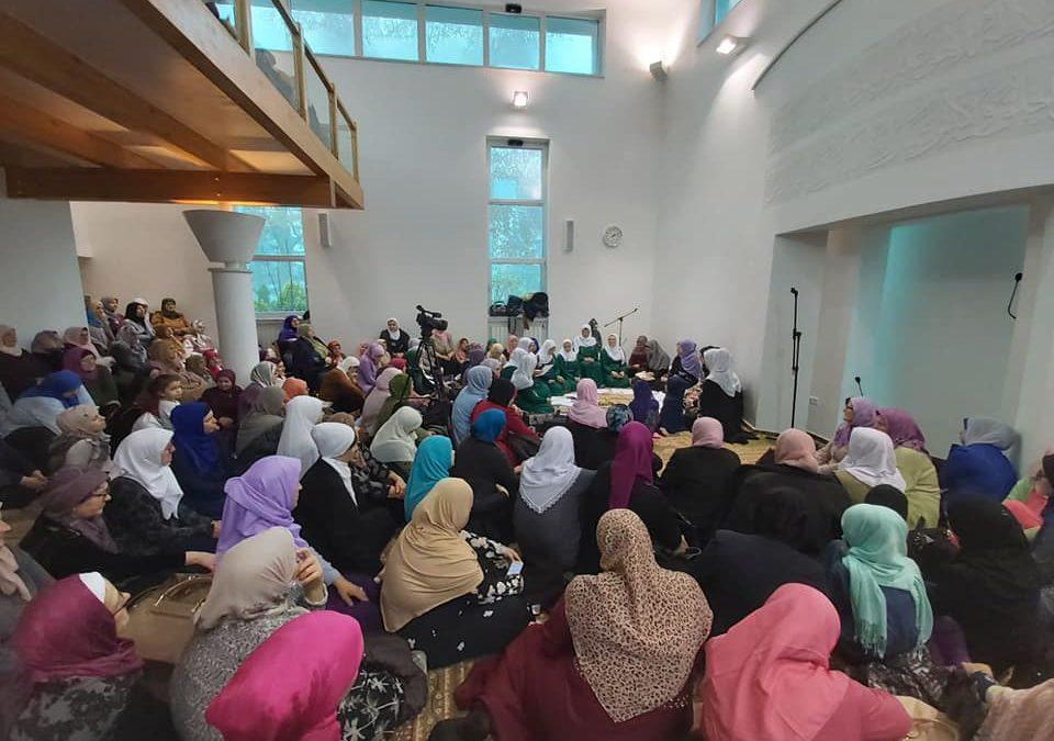 Bogat mevludski program za žene u Bosanskom Šamcu