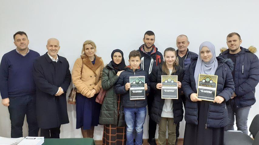Gradačac: Nagrade za najuspješnije na literarnom konkursu