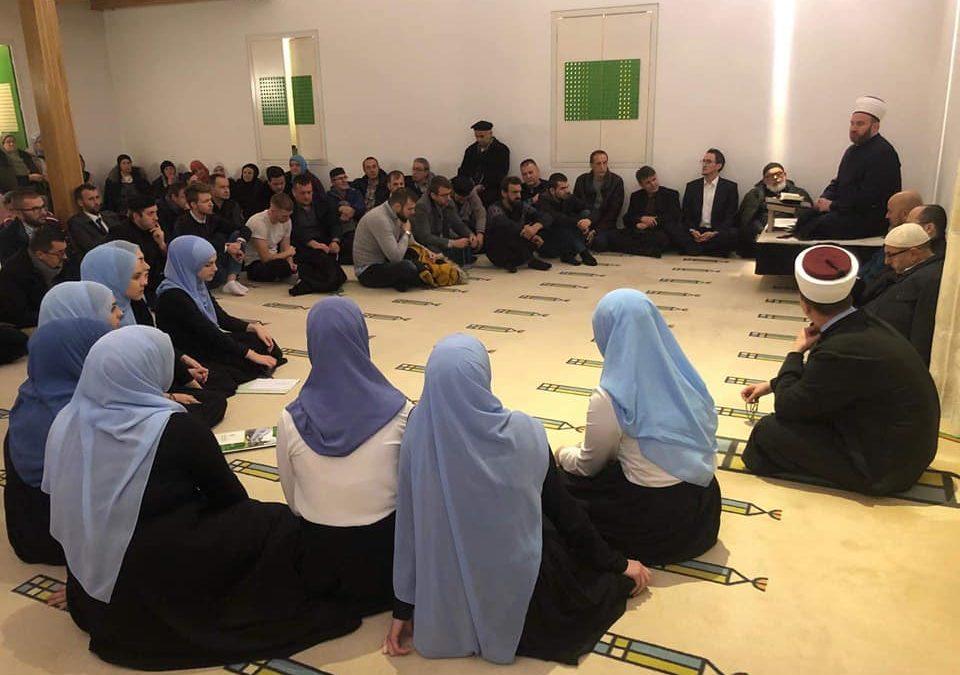 Tuzla: Prvi ders hafiza u Gazi Turali-begovoj džamiji