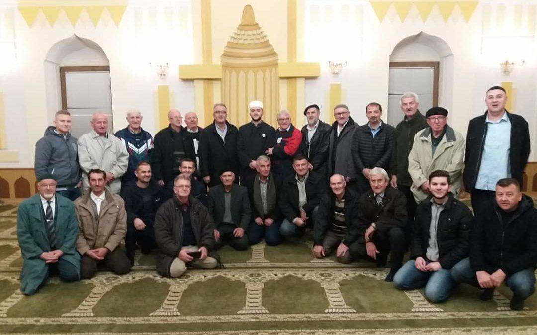 Posjete Orašju i džamiji Aziziji