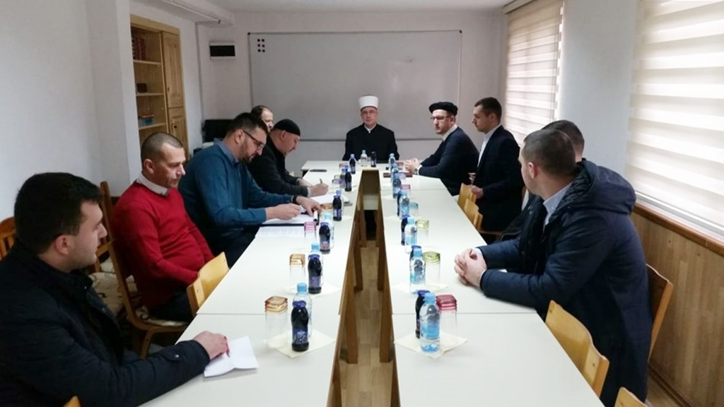 Posjeta Medžlisu Islamske zajednice Kladanj