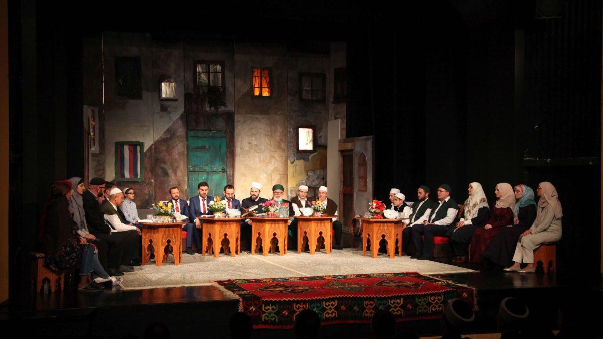 "Predstavom ""Bosanski mevlud"" i izložbom mushafa završena mevludska manifestacija u Tuzli"