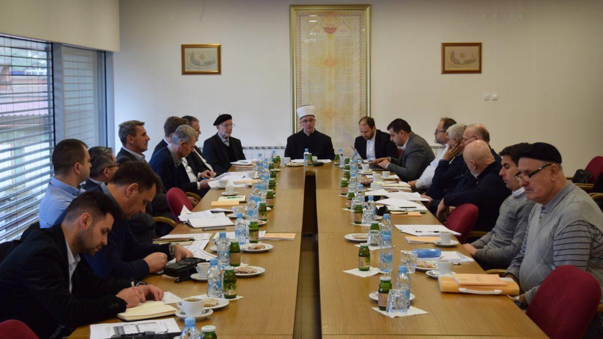 Održana sjednica Savjeta za administrativna pitanja Muftijstva tuzlanskog