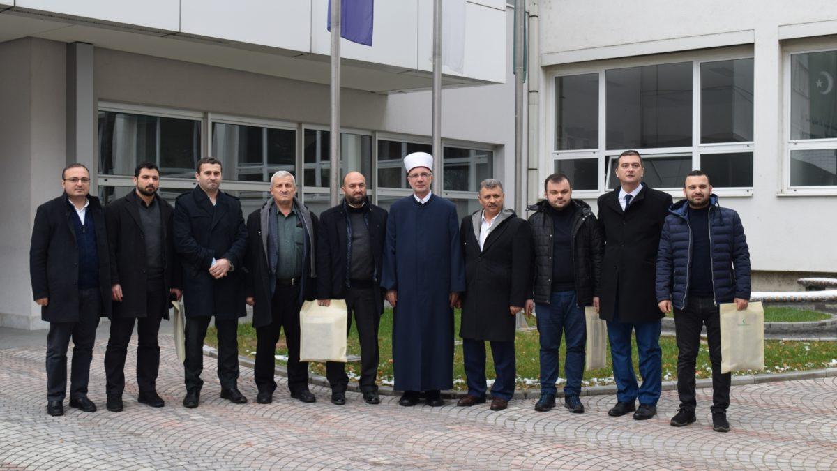 Prijem za delegaciju iz Turske