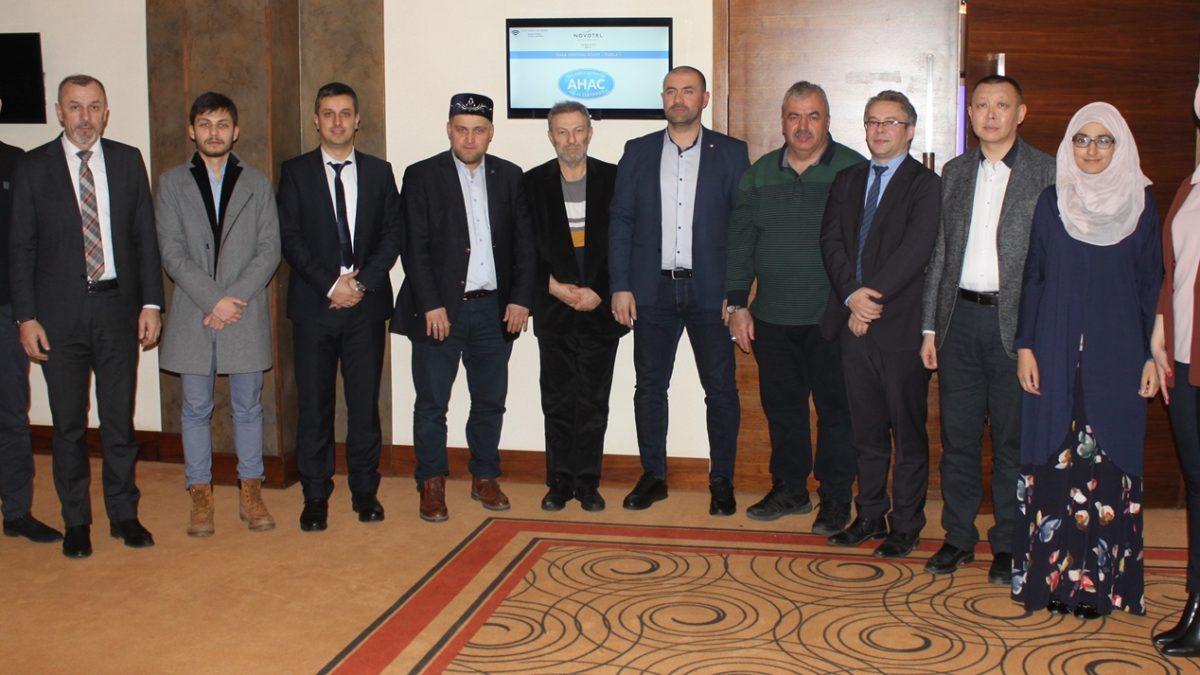 Agencija za certificiranje halal kvalitete domaćin prvog UO AHAC