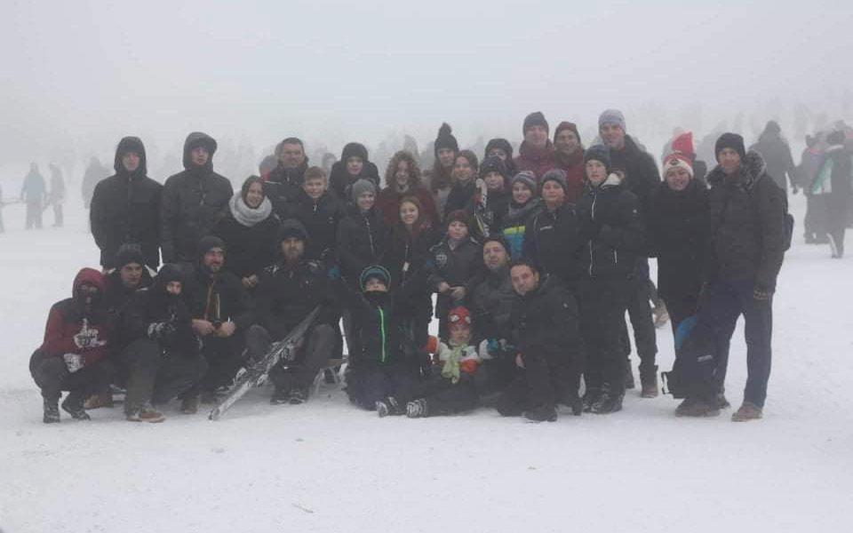 Omladinski kamp džemata Rainci Gornji (MIZ Kalesija)
