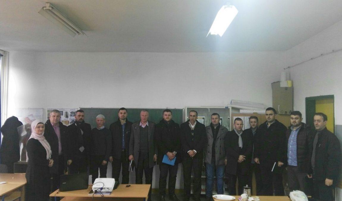 U Čeliću održan radni sastanak muallima i vjeroučitelja