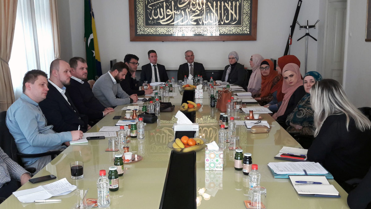 Sastanak sa rukovodiocima predškolskih ustanova IZ