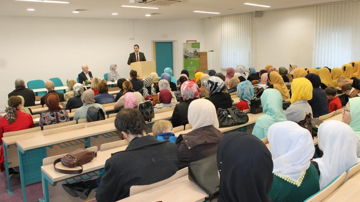 Dvadeset godina Bosanske Sumejje: Predavanje održao prof. dr. Ismet Bušatlić