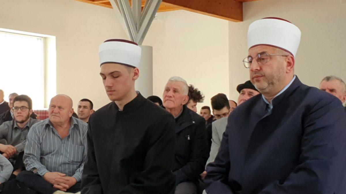 Proučena hafiska dova Maliku Huremoviću