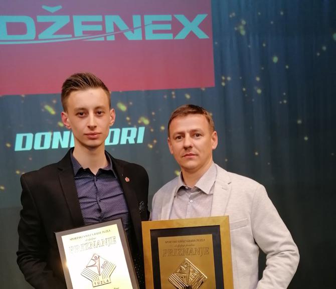 Hajrudin Vejzović najtrofejniji sportista Behram-begove medrese