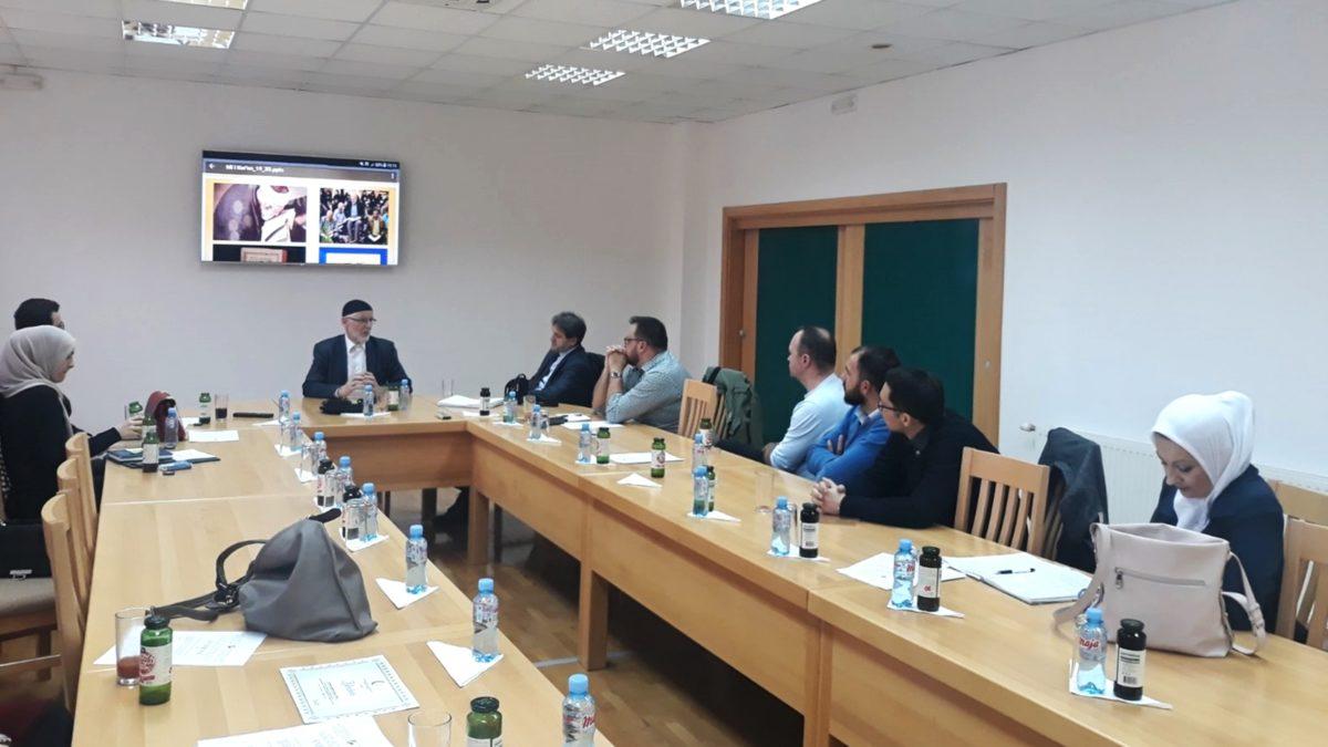 Radni sastanak Aktiva vjeroučitelja u Brčkom