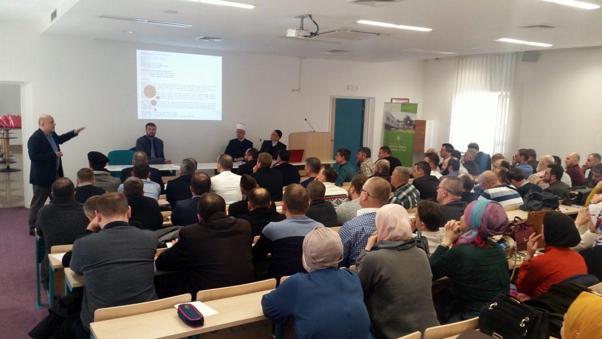 Seminar za vjeroučitelje s područja Muftiluka tuzlanskog